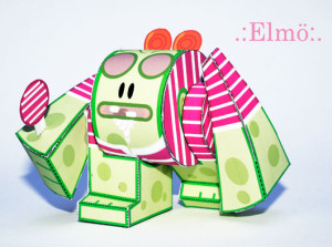 #15 Candy-boT by Elmö